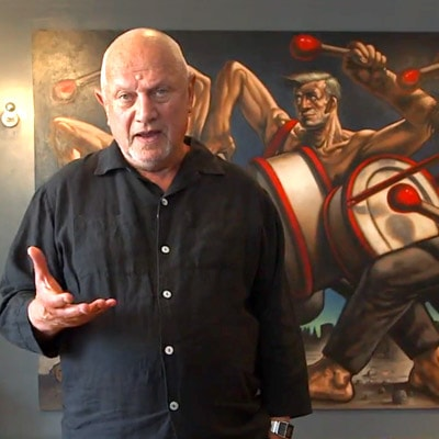 b.Steven_Berkoff_on_the_Art_of_Peter_Howson